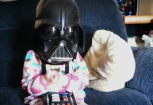 The Kids In This Target Ad Really Love Star Wars, and It's So Cute