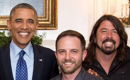 From DIY Decorating to Dave Grohl's Production Partner: The Therapy Story
