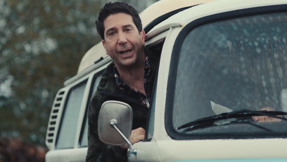 Friends Star David Schwimmer Urges the UK to Get the Most Out of Life in TSB Spot