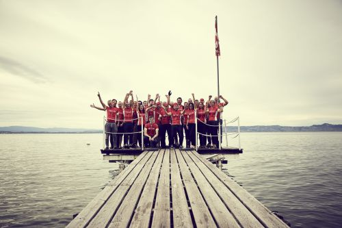 Introducing the FireFlies Blog: Setting Off from Lake Geneva in the Rain