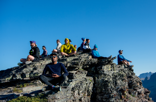 Jaybird Journeys to the Mountains with Medalists, Marathoners, and Wellness Luminaries