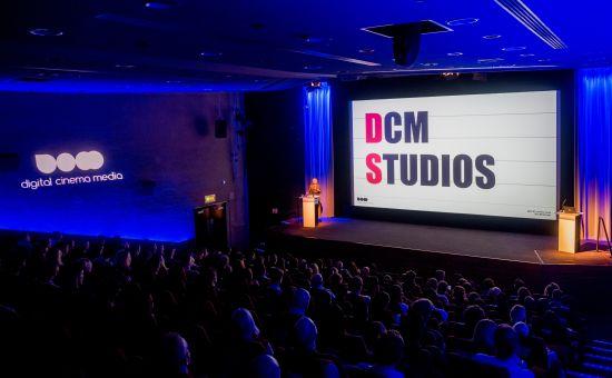 Digital Cinema Media Launches DCM Studios