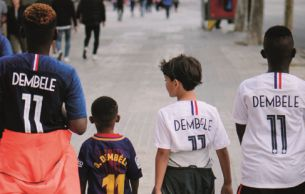 Nike and Yard Release 'Ousmane' Documentary About Footballer Dembélé's Rise to Fame