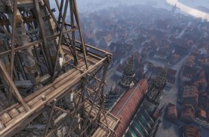 Soar Through the Historical City of Ulm with This VR Flying Experience