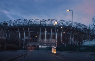 FCB Inferno Paves the Road to Twickenham in Rugby Rousing BMW Spot