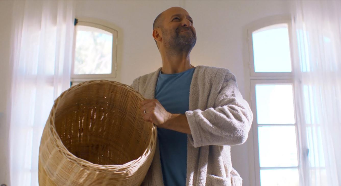 Leo Burnett Israel and Samsung Present 'The Man Who Got to the Bottom of the Laundry Basket'
