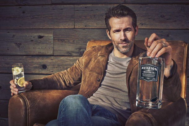Blue 449 Launches First UK Ad Campaign for Ryan Reynolds' Aviation American Gin