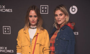 Vodafone's VOXI and WPP Team Red Launch VOXI House with Star-Studded Event