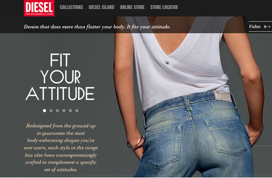 Welcome To A New Family Of Denim 'attitudes'