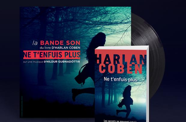 Writer Harlan Coben Teams with Composer Hildur Guðnadóttir to Create Unique Experience