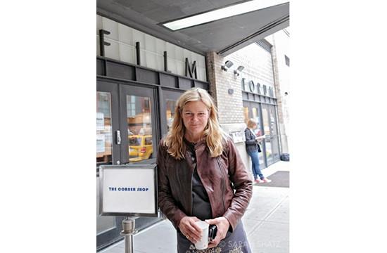 Ellen Kuras Joins The Corner Shop