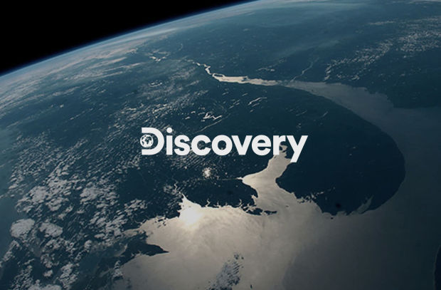 Roger Redesigns Global Brand Identity for Discovery