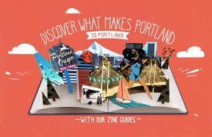 WIZZdesign & Wieden+Kennedy Pay Homage to All Things Portland
