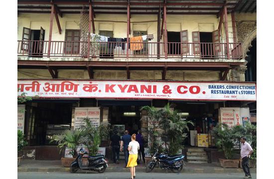OgilvyOne's Slice of Vintage Bombay for Dishoom