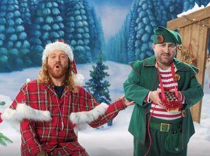 Keith Lemon Gets Proper Christmassy in New Carphone Warehouse Spot