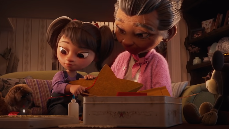 Creating the Disney Christmas Ad: From Our Family To Yours