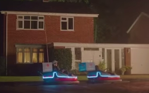 Domino's Delivers Doughnuts in Dodgems for New Campaign