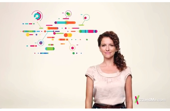 23andMe Launches First TV Campaign