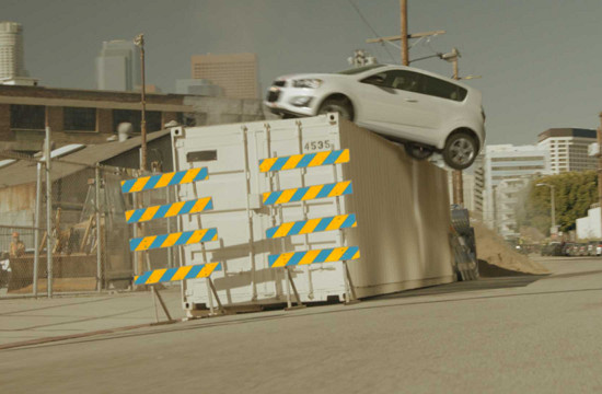 Chevrolet Launches 'Find New Roads'