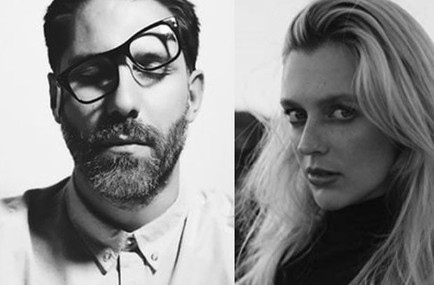 Dog Eat Dog Productions Signs Gracie Otto and Pascal Heiduk