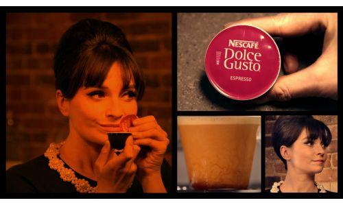 Gizzi Erskine Stars In New Nescafé Dolce Gusto Campaign