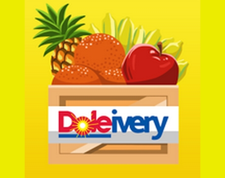 Bring Fresh Fruit to Your Doorstep with Mobext 'DOLEivery' App