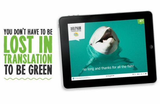 Critical Mass Create Dolphin Translator