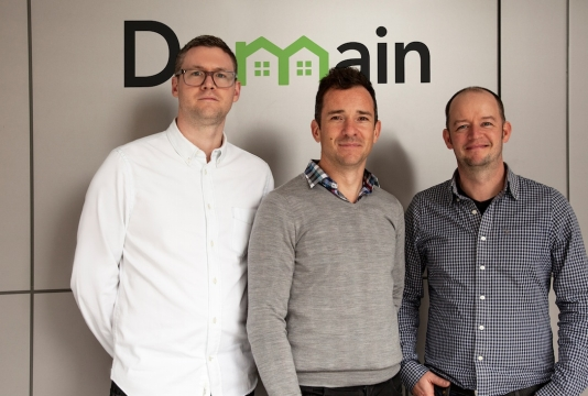 Domain Appoints The Works as Lead Creative Agency