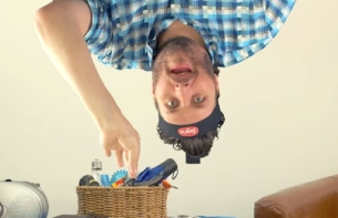 Become a Domestic Ninja with This New Mouldable Glue Campaign