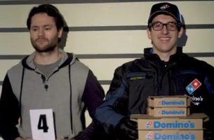 Iris Kicks Off Domino's & Hollyoaks Deal with a Bit of Humour