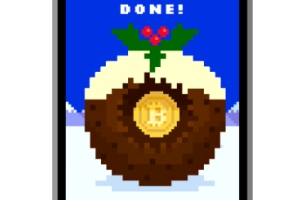 WCRS Gives Bitcoins a Distinctly Festive Flavour