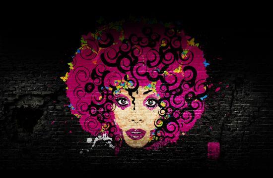 Donna Summer Gets Street Art-Inspired Tribute
