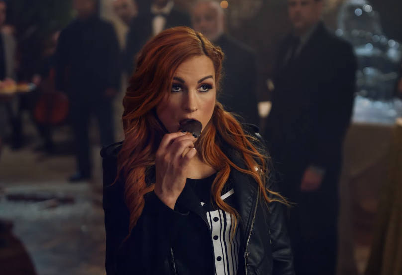 WWE Superstars Becky Lynch and Roman Reigns Invite Fans to 'Step inside'