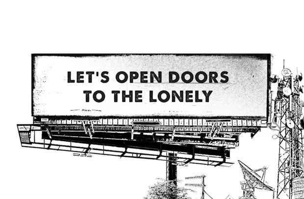 Why TBWA\WorldHealth Shunned Holiday Cards to Take Aim at Problem of Loneliness