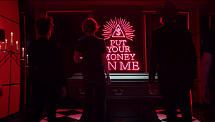 David Wilson Directs Double Music Video 'Money+Love' for Arcade Fire