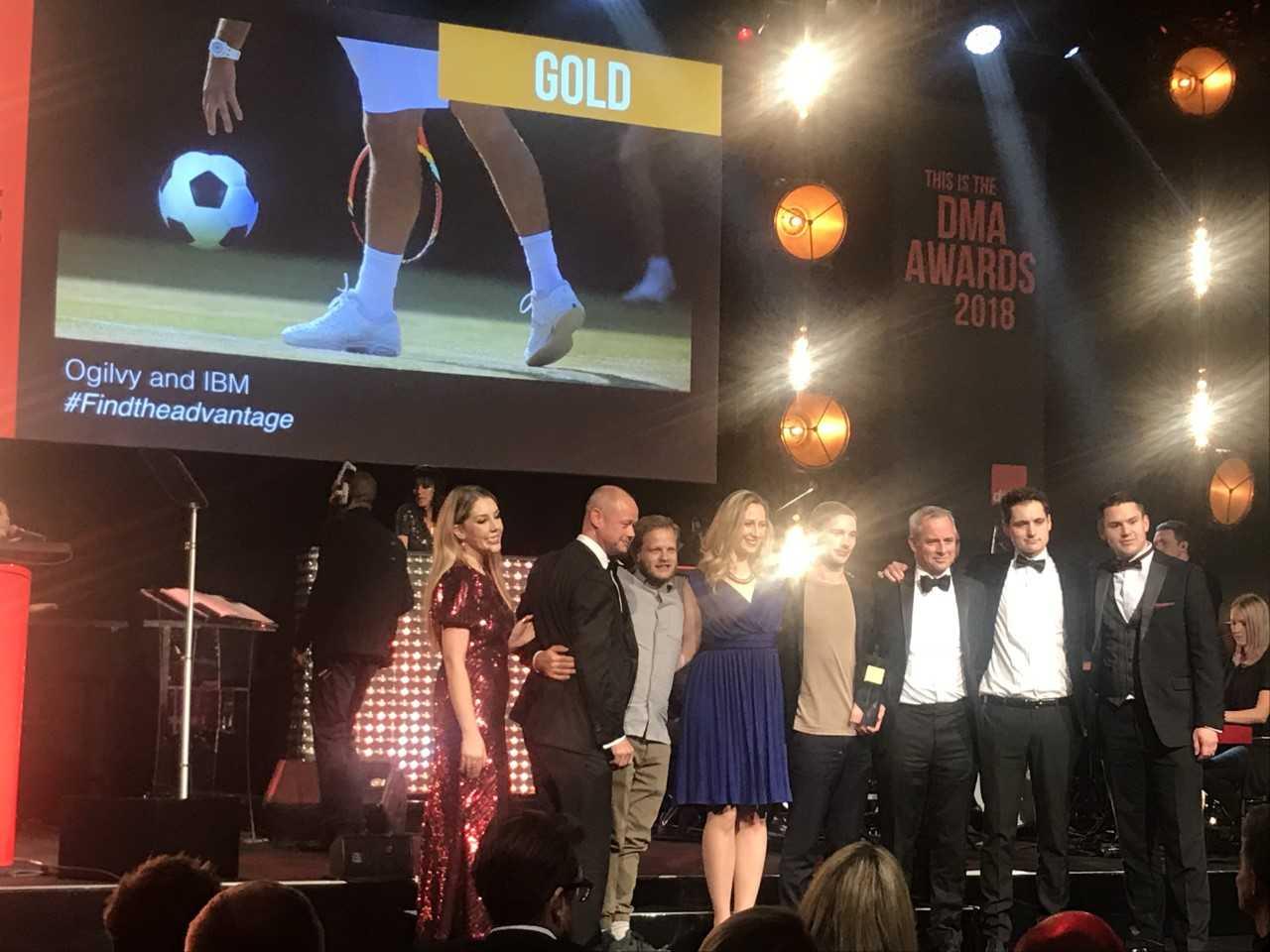 Ogilvy UK Wins 14 Awards, Becoming Most Awarded Agency at the DMAs 2018