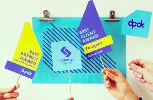 DPDK Wins Multiple International CSS Design Awards