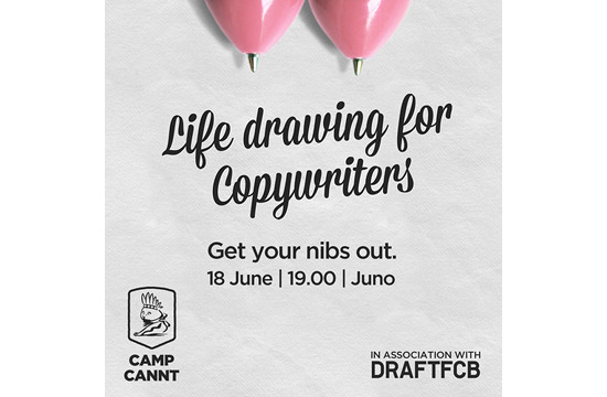 Draftfcb Hosting Two Events at Cannt Festival