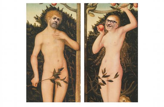 Spikes: Peter and Matt's First Orgy
