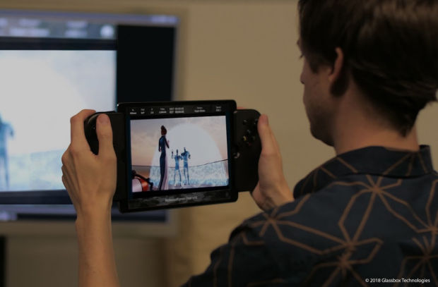 Glassbox Technologies Launches Virtual Camera Toolset DragonFly