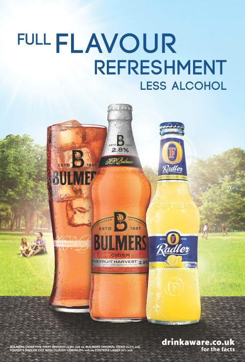Space Brings The 'Full Flavour Refreshment' To Heineken Drink Range