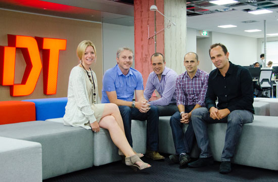 DTDigital Re-Launches with New Model