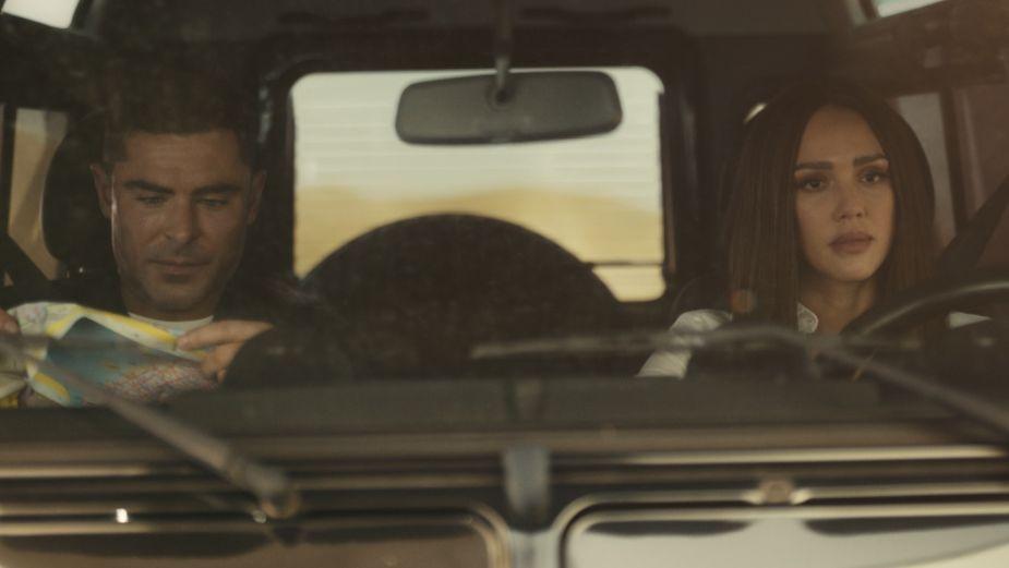Jessica Alba and Zac Efron Take Action in Spy Thriller Trailer for Dubai Tourism