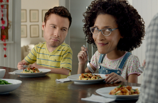 Kraft 'Get Your Chef Together'