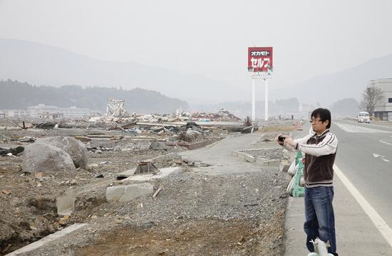 JWT Japan Helps with Tohoku Relief