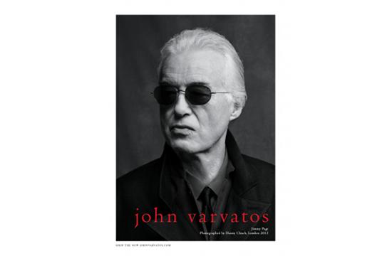 YARD's John Varvatos Campaign