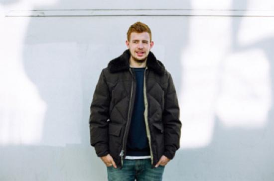 Luke Monaghan Brings Energy to Arts & Sciences