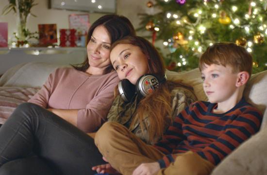 WCRS Wrap Up Sky Christmas Campaign