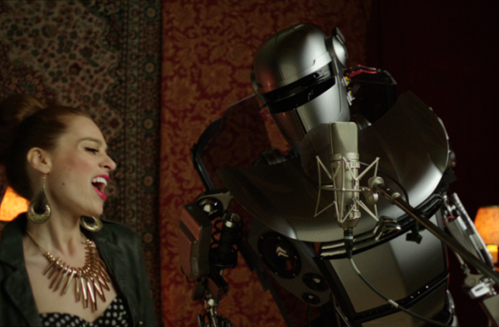 Citroën Sings with a 'Robots Chorus'
