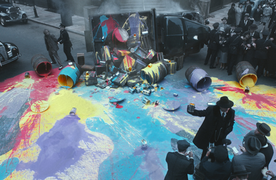Colour Prohibition Leads to Love in Dulux Campaign